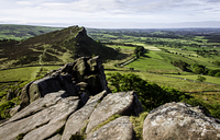 Hen Cloud from The Roaches photo