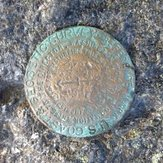 Survey Mark, Mount Marcy