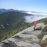 View from Dix Mountain, Adirondacks