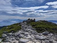 Mt. Jonen in midsummer, Jonen Dake photo