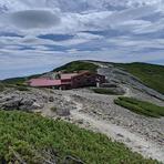 Chogatake Hutte, Mt Chogatake