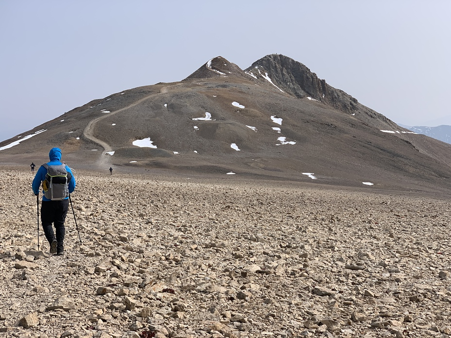 Mount Lincoln from Mount Cameroon, Mount Lincoln (Colorado)