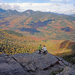 Views from Noonmark Mountain, Adirondacks