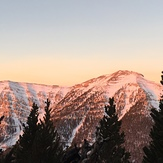 Good morning, Mount Charleston