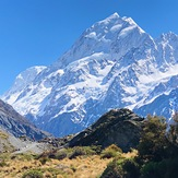 A climber's dream conditions for summiting Aoraki/Mt Cook, Aoraki/Mount Cook