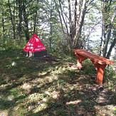 Medvednik peak 1247 m asl