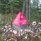 Medvednik - Natin peak 1244 m asl