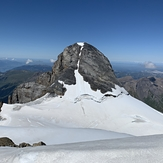 View from Mittelhorn, Wetterhorn