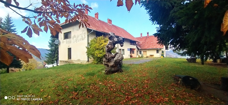 Mountain Hut HK Krusik Valjevo, Medvednik