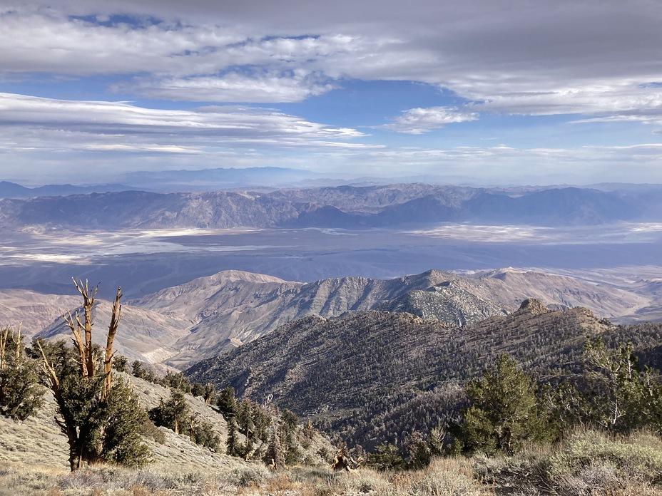 Up top 11-2020, Telescope Peak