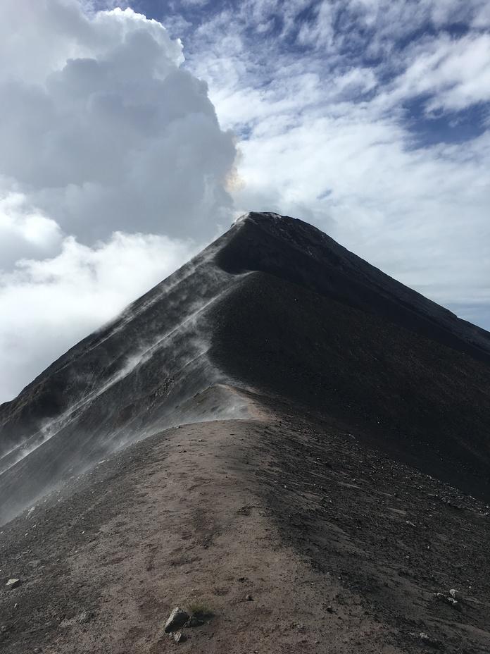 Acatenango or Fuego
