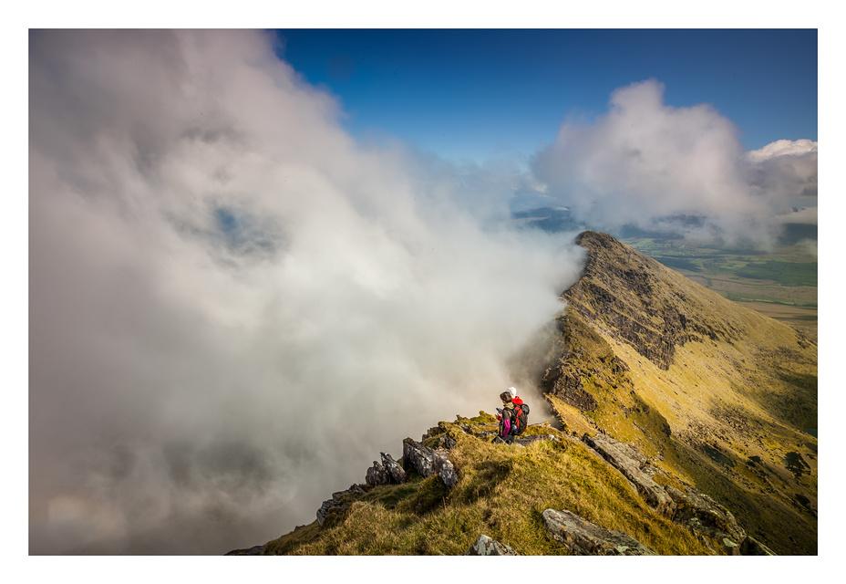 Faha Ridge, Mount Brandon, Brandon Mountain