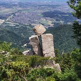 Mt. Gozaisho rocks, Mount Gozaisho