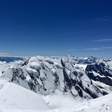 Lyskamm North Face