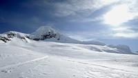 Bortelhorn winter shot photo