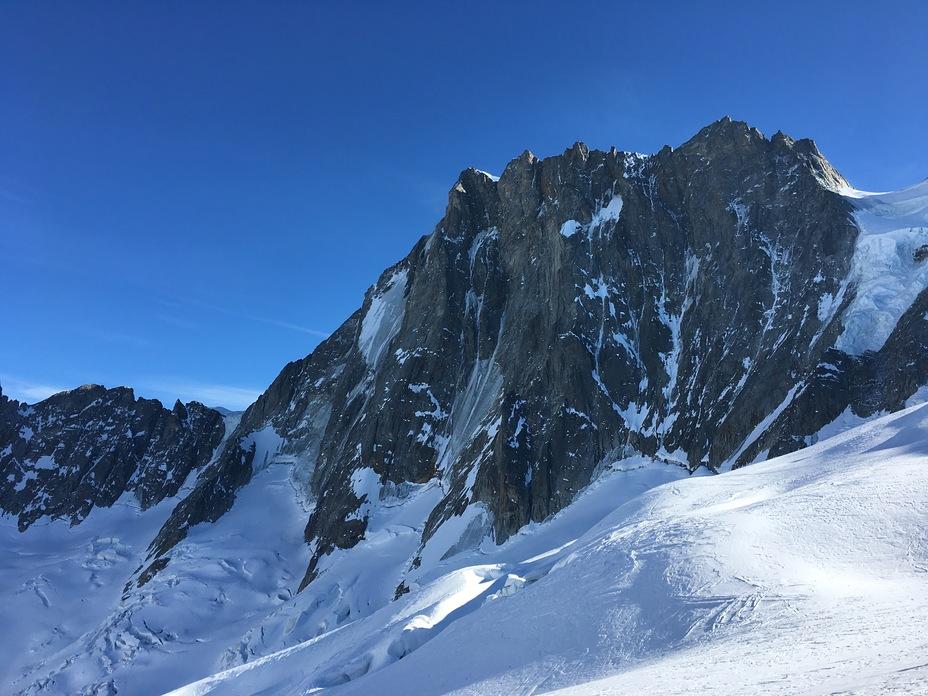 Jorasses North Face, Grandes Jorasses