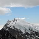 Weissmies view from Lagginhorn