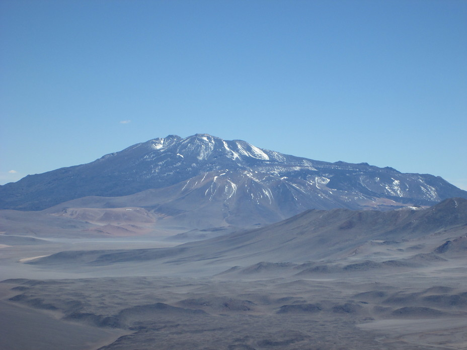 Cerro El Cóndor weather