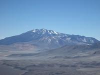 El Condor seen from Mulas Muertas, Cerro El Cóndor photo