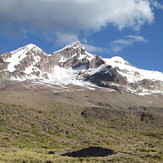 Solimana, Nevado Solimana