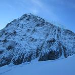 The North Face of Pico Colon, Pico Cristobal Colon