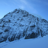 The North Face of Pico Colon, Pico Cristobal Colon