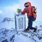 Prima neve Dicembre 2020, Monte Pollino