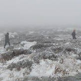Crossing Kinder Scout