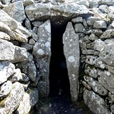 Passage Tomb Entrance, Seefingan