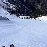 virgin slopes, Taygetos