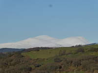 Cairnsmore of Carsphairn from the south photo