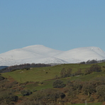 Cairnsmore of Carsphairn from the south