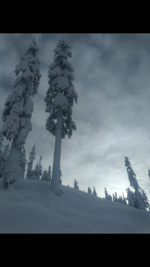 ski high, Brandywine Mountain
