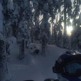 morning time, Brandywine Mountain