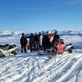 group ride, Brandywine Mountain