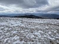 Winter, Max Patch photo
