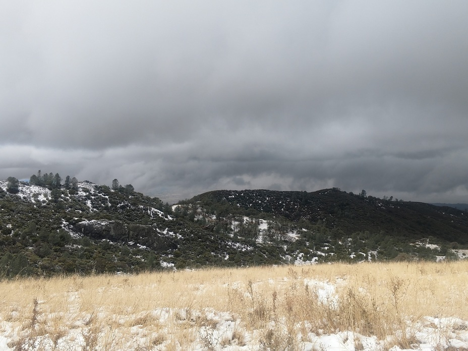 Figueroa Mountain weather