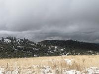 Snow - November 2019 near Figueroa Mtn., Figueroa Mountain photo