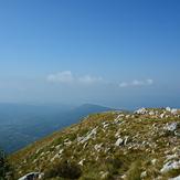 View from top, Sokolov Kamen