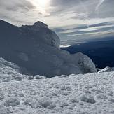 Before Summit, Mount Hood