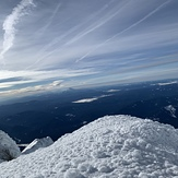 View South, Mount Hood