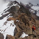 Cima nevada, Cerro Stepanek