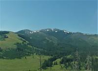 Mt. Washburn, Mount Washburn photo