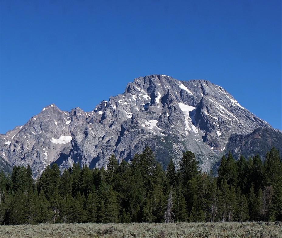 Mount Moran weather