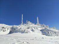 Mount Pentelicus's summit, Penteliko Mountain photo