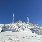 Mount Pentelicus's summit, Penteliko Mountain