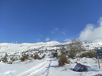 Mount Pentelicus, Penteliko Mountain photo