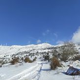 Mount Pentelicus, Penteliko Mountain