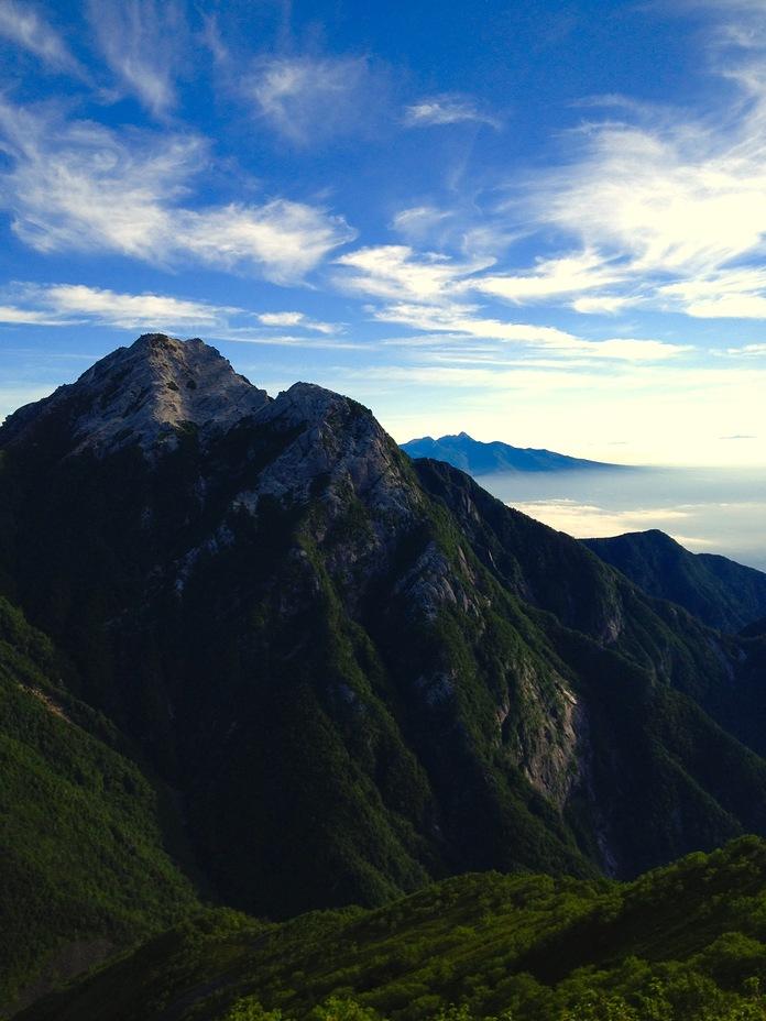 Mt.Kaikoma, Kai-Komagatake