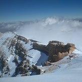 Ronj peak, Dena